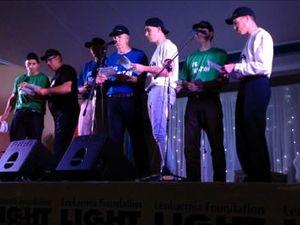 Karaoke councillors sing at Light the Night