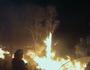 Backburning Sunrise Beach fire