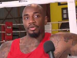 Malik Scott talks to Ticker ahead of Leapai fight
