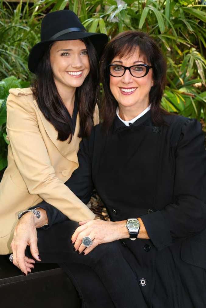 Maxine and Erin McMaster of Toscani Fashion.