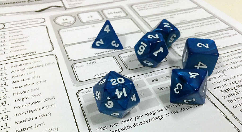ROLE-PLAYING: Dungeons and Dragons has returned to a simpler way of playing in its fifth edition.