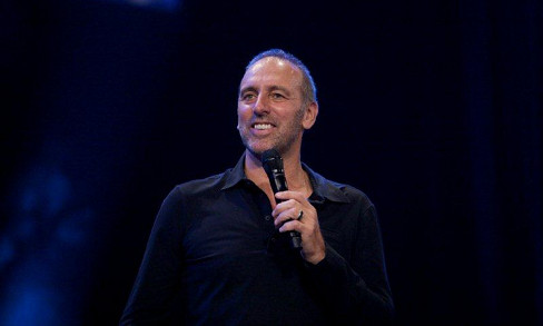 Hillsong senior pastor Brian Houston