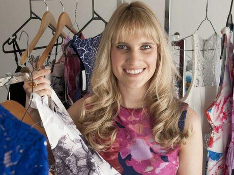 Jasmine Quarman runs an online fashion store All That Fashion.