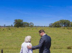Cowper survivors reunited in unbearable loss