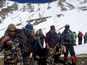 Flu saves local trekkers from Nepalese avalanche