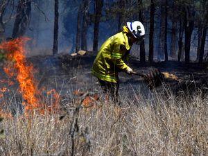 More than a third of Queenslanders unprepared for bushfires