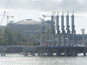 Origin set for transition when LNG comes online