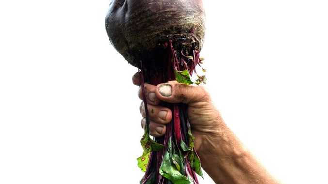 Beetroot is one of the Aussie favourites.