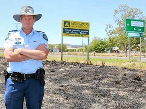 Police chase Lockyer Valley firebug