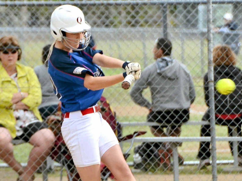 Rachel Kraak shows her style in top-level softball.