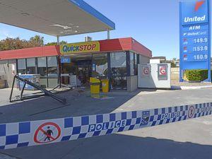 Man charged over Woolgoolga ram raids