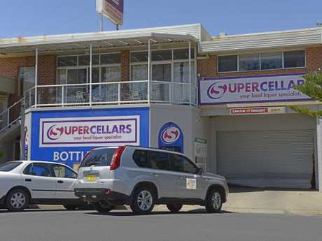 The man was also charged over the ram raid on the Woolgoolga Super Cellars in Beach St.