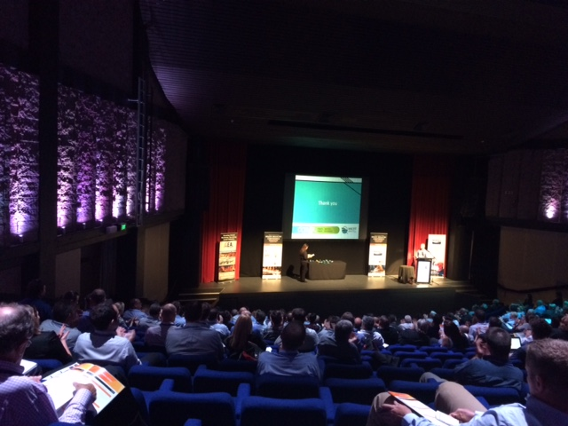 The GEA Major Industry Conference is underway at the Gladstone Entertainment Centre today.