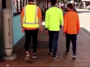 Bell Street Boys sing about Ipswich