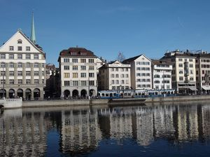 How to visit Zurich on a budget