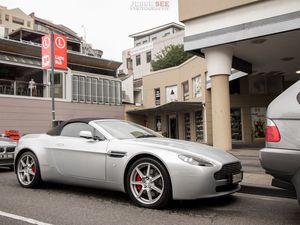 Handcrafted 2007 Aston Martin V8 Vantage Roadster