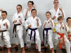 11 make karate grade