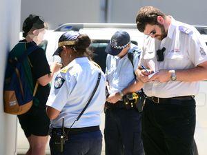Police allege teen boy threatened with replica gun