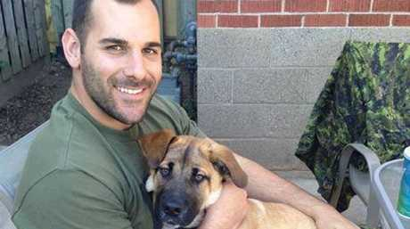 Corporal Nathan Cirillo, 24, was killed by a gunman as he guarded The Tomb of the Unknown Soldier at Canada's National War Memorial in Ottawa.
