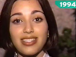 VIDEO: Kim Kardashian at 13 tells camera she'll be famous