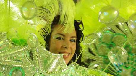 Kari-Lee Birrell loved Brazil and dancing and was able to dance in Rio Carnival.