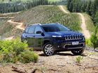 The new Jeep Cherokee Limited Diesel.
