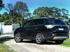 Mitsubishi Outlander PHEV's positive power