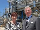 GRAND OPENING: Mayor Deirdre Comerford and His Excellency Paul de Jersey.