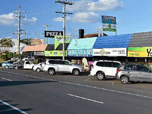 BUSINESS COMPLAINTS: Bundilla operators are concerned about the proposed Mooloolaba to Minyama separated bikeway.