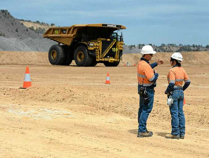 Over the past three years, the mining sector has seen peaks and troughs in total employment levels, and currently employs about a quarter of a million people.
