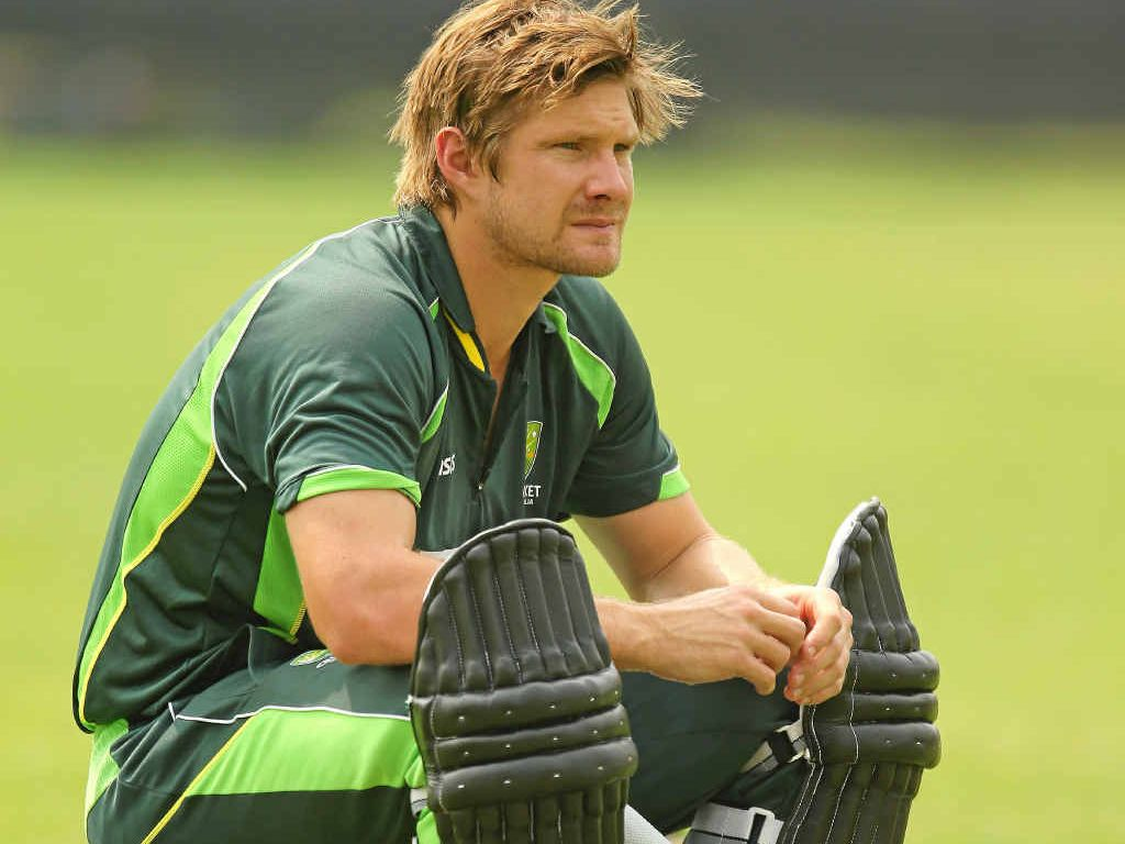 Shane Watson will play his first state game of the season in today's Matador Cup preliminary final.
