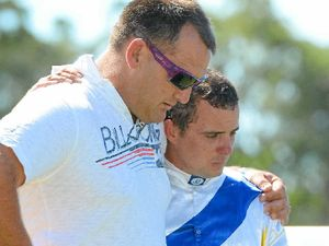 Jockey rides to honour fallen friend Carly-Mae