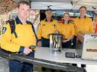 New gear takes the heat off rural firies