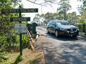 Newry Island Bridge restoration reaches key stage this week