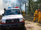 Hazard reduction burns for Minnie Water and Sandon
