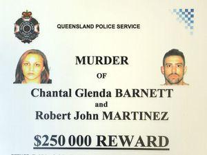 VIDEO: $250,000 reward offer for information on murder case