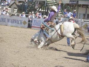Warwick rodeo success at Millmerran