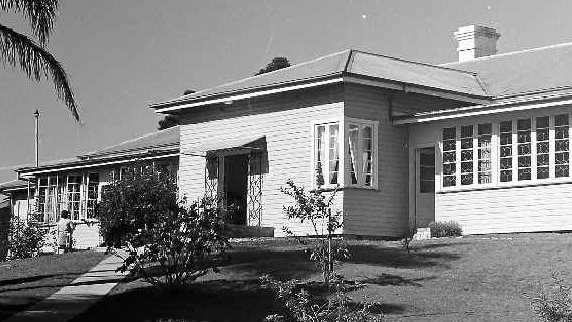 DARK DAYS: The North Coast Children's Home at Lismore in about 1970.