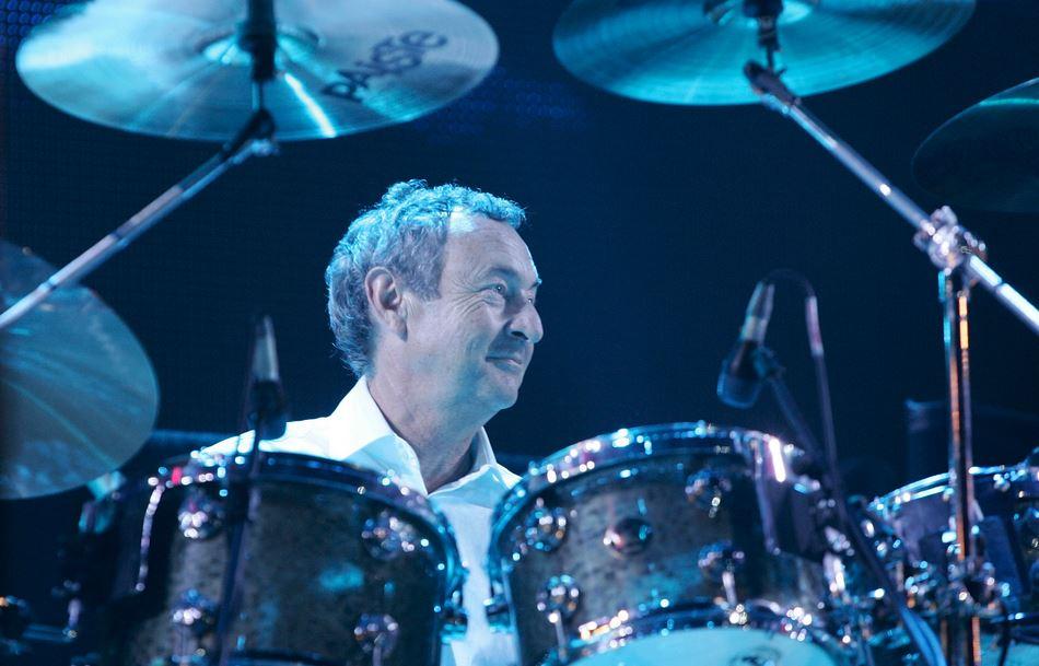 Pink Floyd drummer Nick Mason