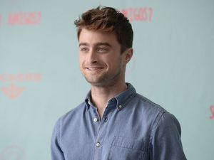 Daniel Radcliffe takes swipe at frothing over Emma Watson