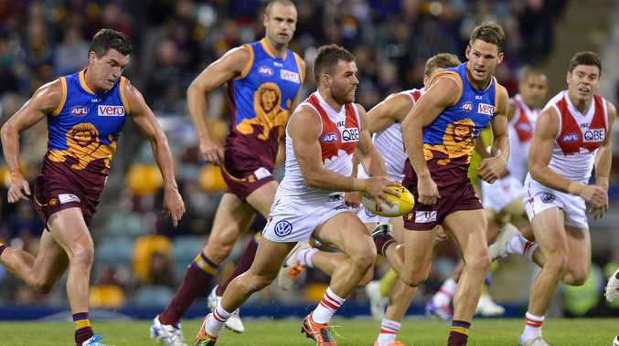 Sydney Swans will play Brisbane Lions in a pre-season NAB Challenge match in Coffs Harbour on Friday, March 6. Photo: AFL Media