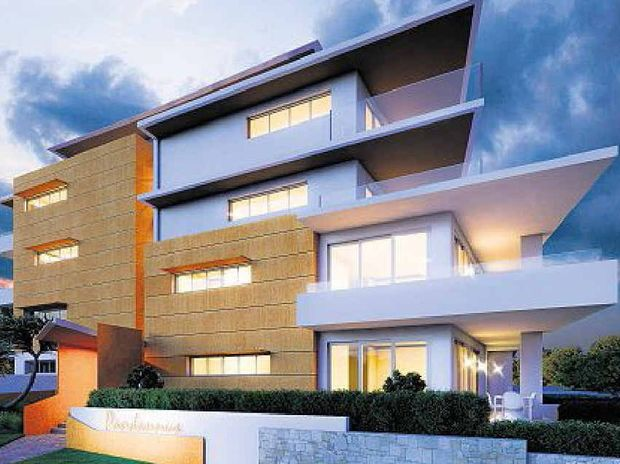 GREEN LIGHT: Coffs Harbour City Council has approved the Jetty Apartment development at 7 Edgar St.