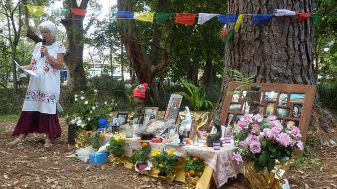 DAY OF THE DEAD: The Bundagen Choir will perform at Sunday's ceremony in Bellingen.