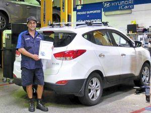Mackay mechanic claims Aussie title