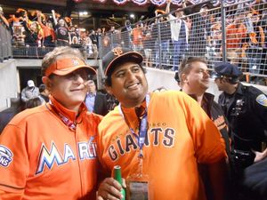 'Marlins Man' happy to rile Major League Baseball fans