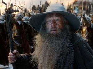 Hobbit trilogy to end with 45-minute battle royale