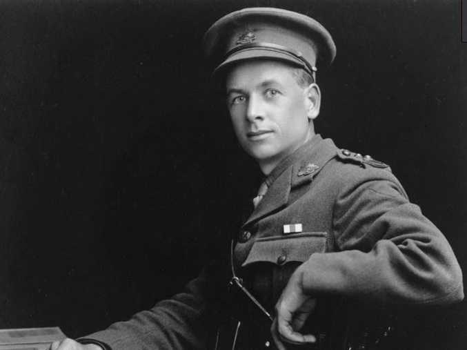 Soldier John Gurner Burnell is featured on the homepage of the Discovering Anzacs website.