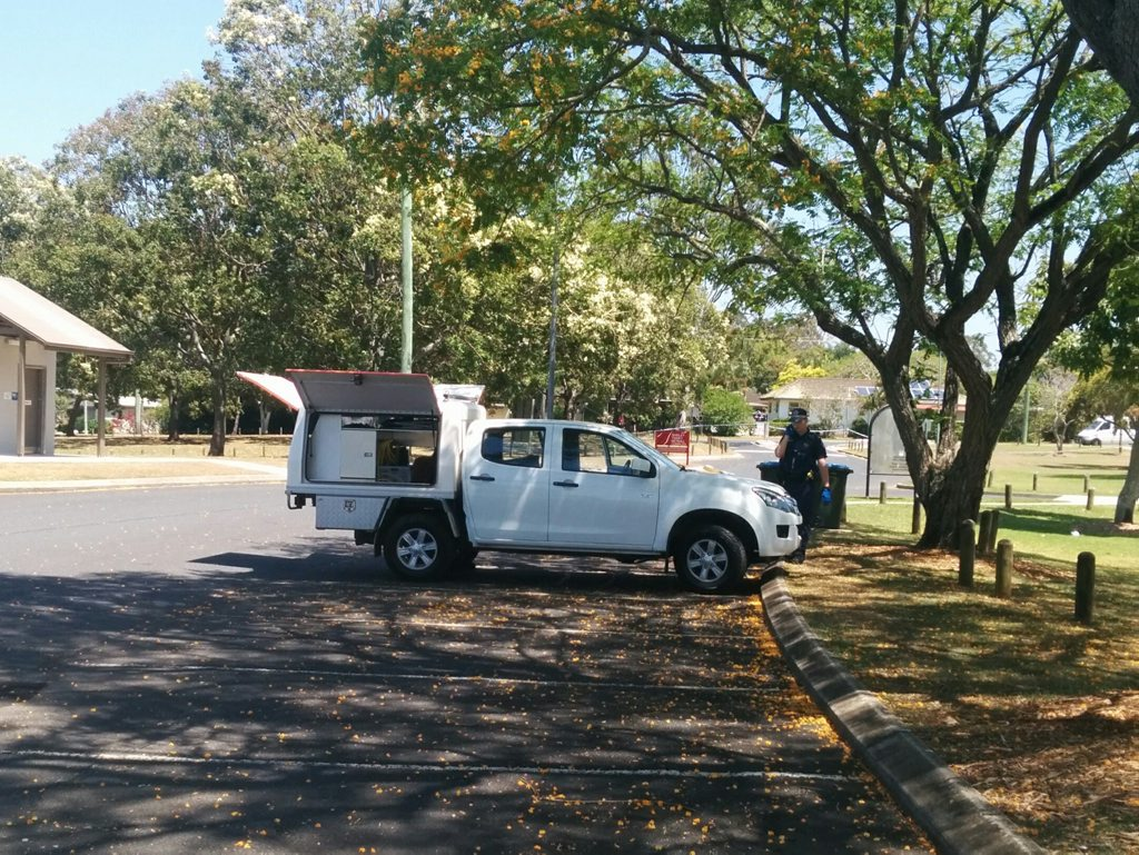 Police are investigating a sudden death at Centenary Lakes, Caboolture. Photo Jorge Branco / Caboolture News