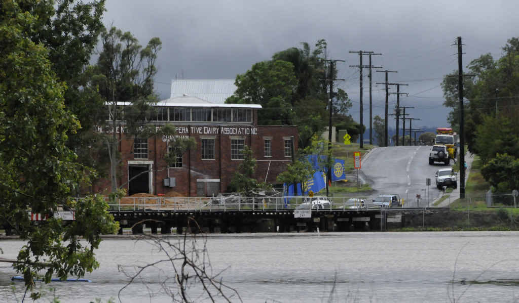 DEVASTATING IMPACT: Lockyer Valley Mayor Steve Jones has backed a call for a royal commission into the flooding of the town of Grantham in 2011.
