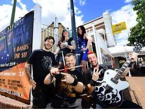 Ipswich music fans get ready to rock
